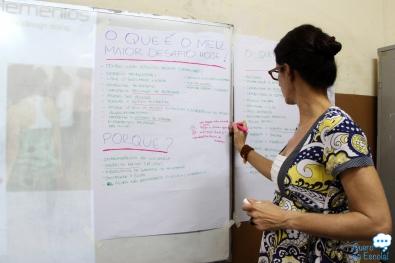 Professores recebem atividade sobre mediação de conflito